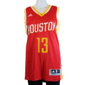 Houston Rockets Harden Red Jersey Size S (New)